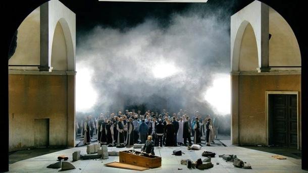 Richard Wagner, Parsifal,  Bayreuther Festspiele, 30. Juli 2019