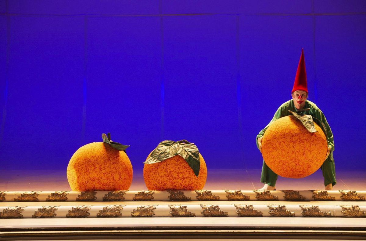 Sergej Prokofjew, Die Liebe zu drei Orangen,  Komische Oper Berlin