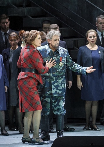 Giuseppe Verdi, Macbeth, Plácido Domingo,  Wiener Staatsoper