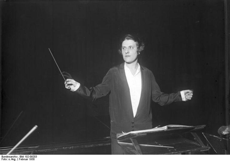 Lieses Klassikwelt 54: Dirigentinnen