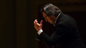 Orchestra Giovanile Luigi Cherubini, Riccardo Muti  Bologna Paladozza, 9. Oktober 2020