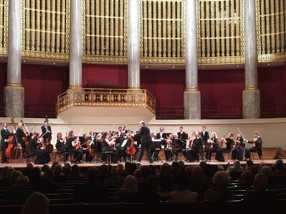 Camerata Salzburg, Andreas Haefliger, Andrew Manze  Wiener Konzerthaus, 19. Mai 2021