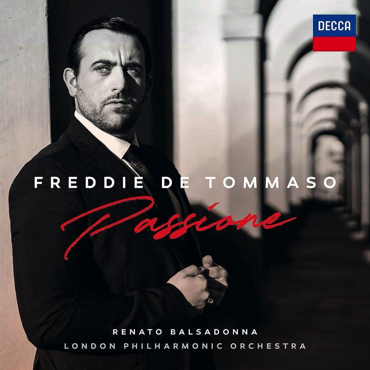 CD-Besprechung, Freddie De Tommaso, Passione  klassik-begeistert.de