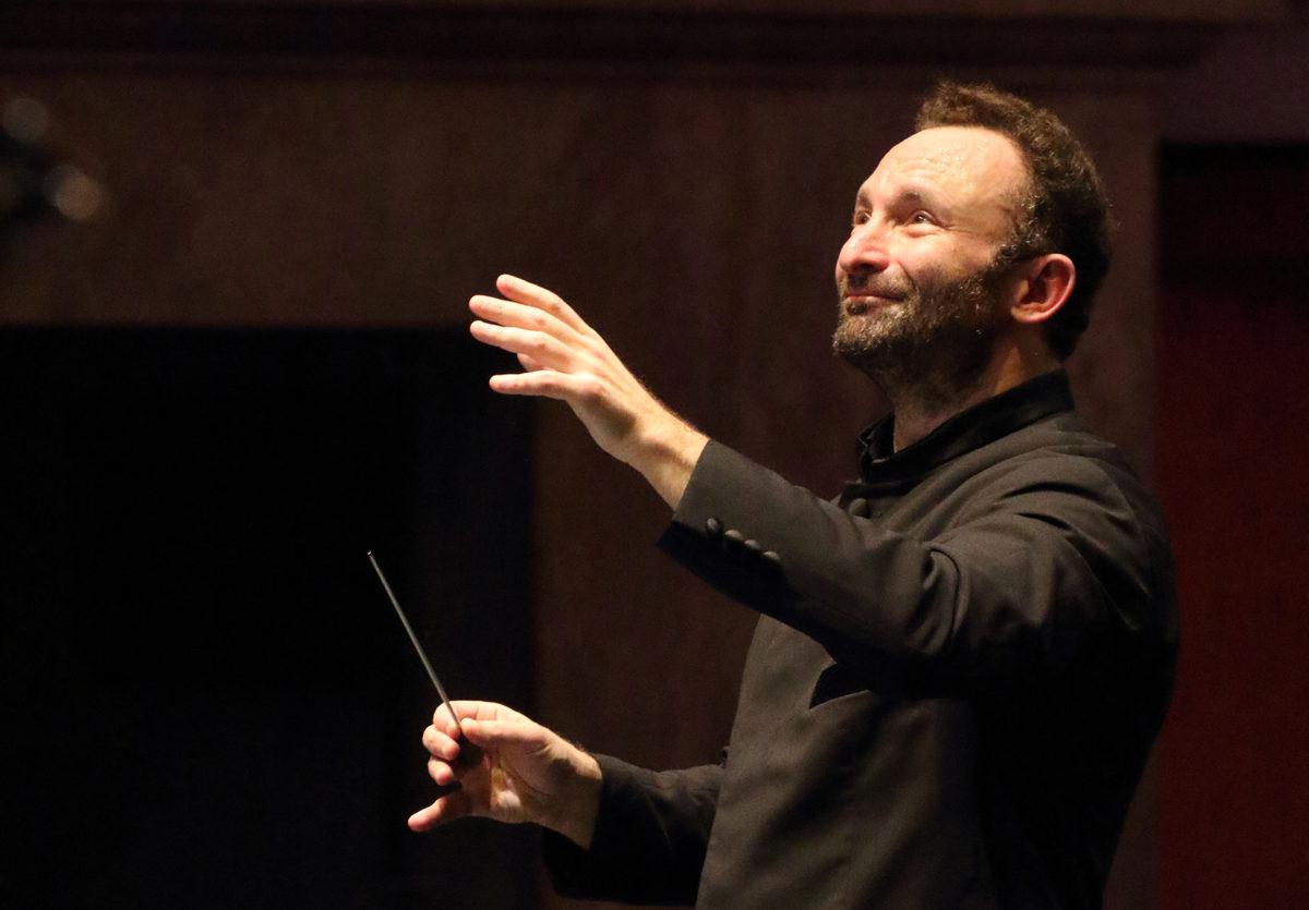 Kirill Petrenko, Bayerisches Staatsorchester, 4. Akademiekonzert  Bayerische Staatsoper, München, Live-Stream am 20. Februar 2021