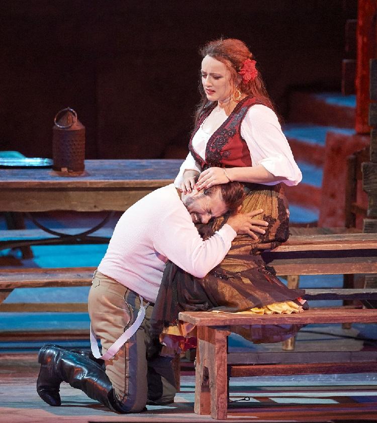 Georges Bizet, CARMEN,  Wiener Staatsoper