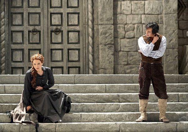 Pietro Mascagni, Cavalleria Rusticana / Ruggero Leoncavallo, Pagliacci,  Wiener Staatsoper, 11. März 2019
