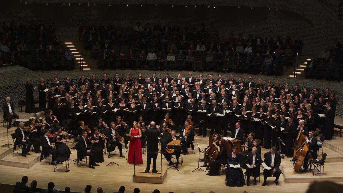 Georg Friedrich Händel, The Messiah, Symphonischer Chor Hamburg, Elbipolis Barockorchester Hamburg, Matthias Janz,  Elbphilharmonie