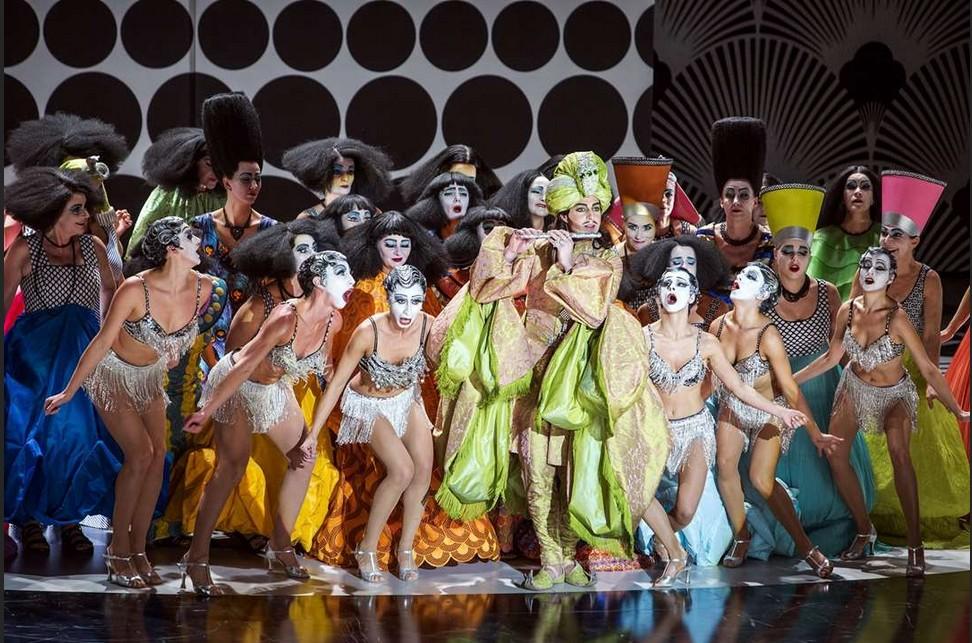 Oscar Straus, Die Perlen der Cleopatra, Komische Oper Berlin, 10. März 2018