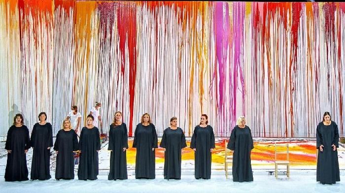 Richard Wagner, Die Walküre  Bayreuther Festspielhaus, 29. Juli 2021