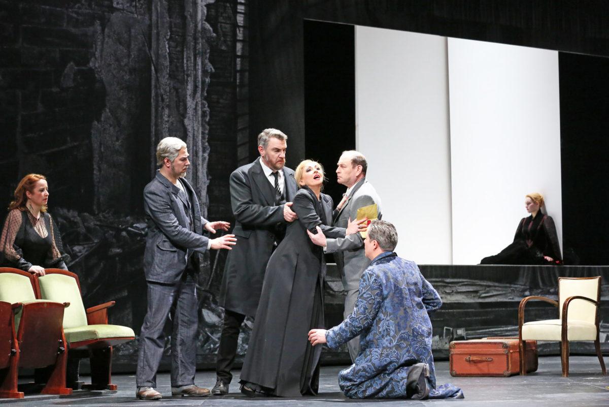 Leoš Janáček, Die Sache Makropulos (Věc Makropulos), Anhaltisches Theater Dessau, 2. Februar 2020