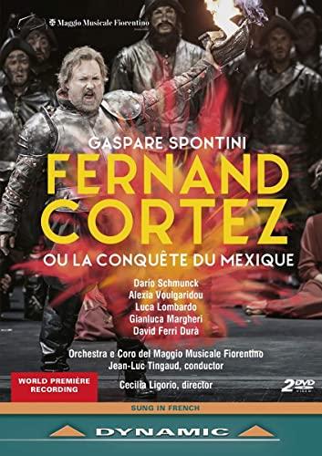 Gaspare Spontini, Fernand Cortez,  DVD-Besprechung