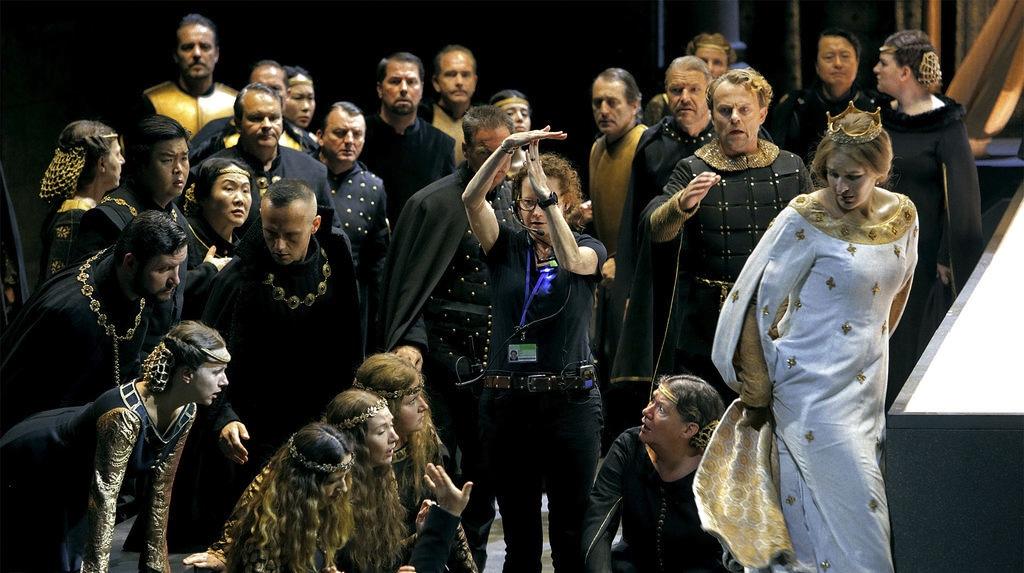 Richard Wagner,Tannhäuser  Bayreuther Festspiele, 27. Juli 2021