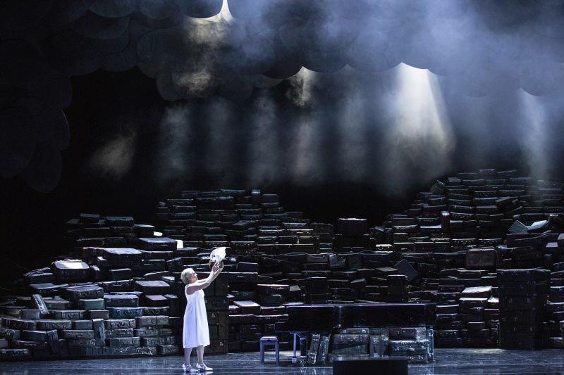 Richard Wagner,Götterdämmerung  Deutsche Oper Berlin,Premiere am 17. Oktober 2021