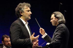 Jonas Kaufmann, Advents-Benefizkonzert,  Bayerische Staatsoper, München, Live-Stream am 14. Dezember 2020