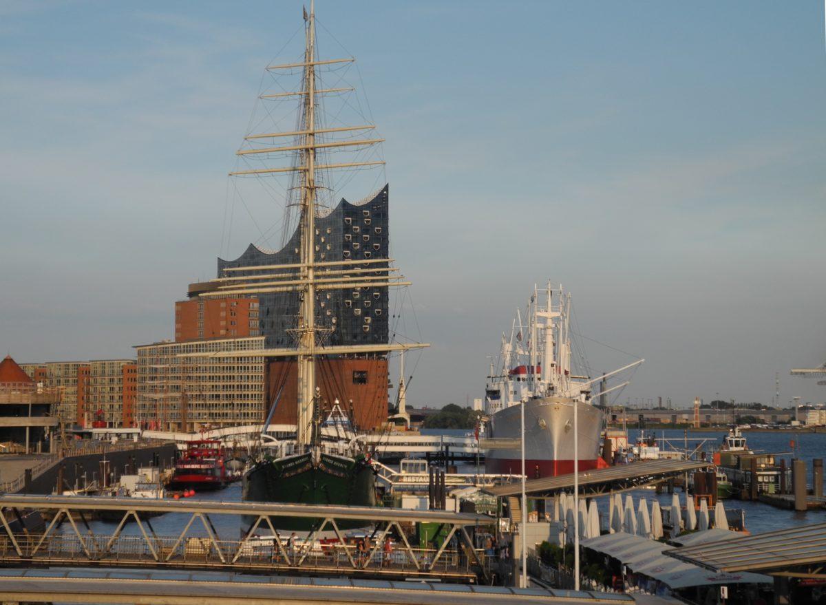 Elbphilharmonie Hamburg, Juli 2018