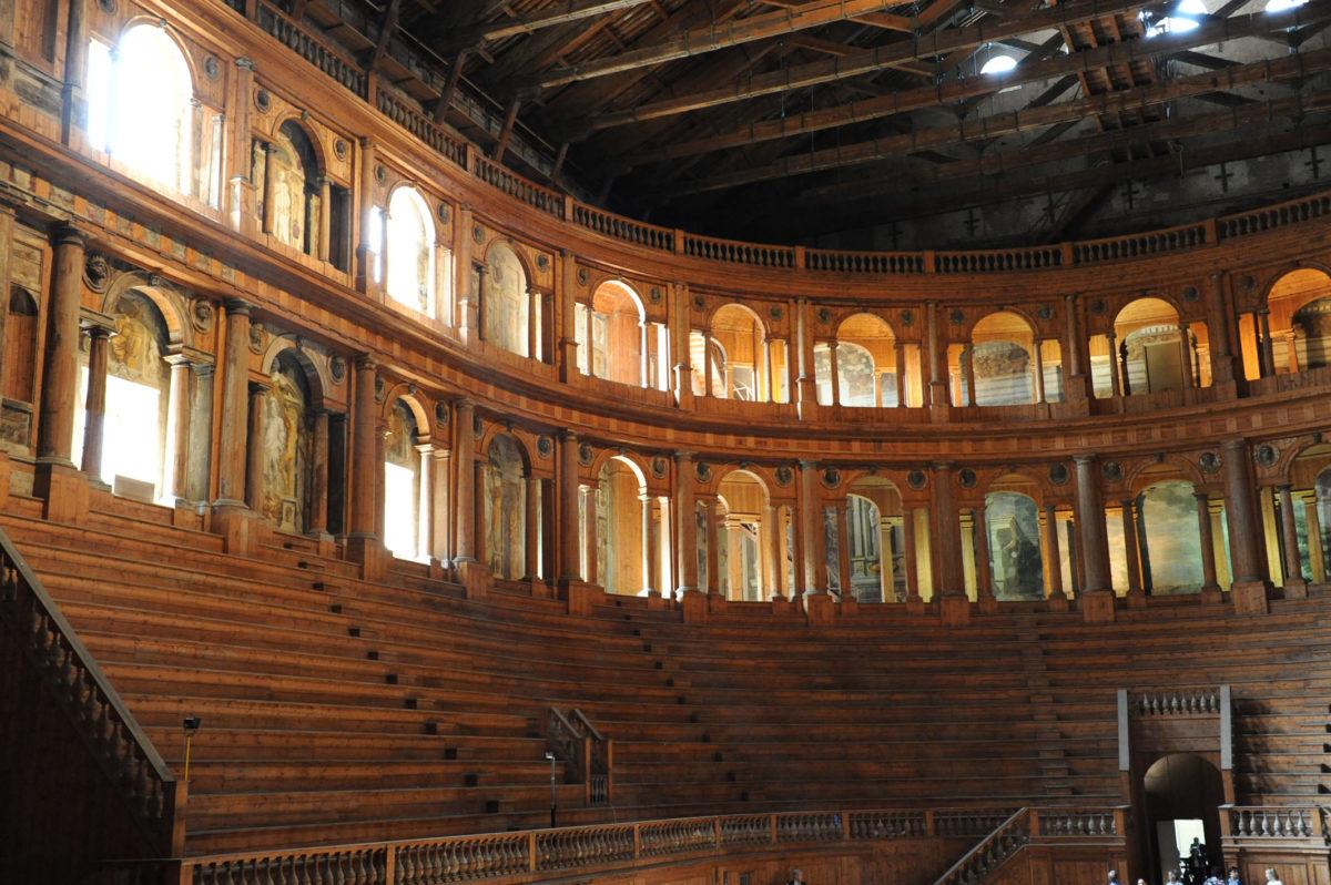 Festival Verdi 2017, der große Report,  Teatro Regio di Parma, Teatro Farnese