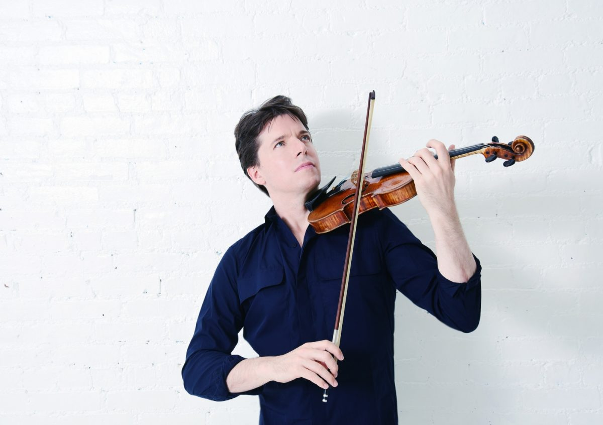 Joshua Bell, NDR Elbphilharmonie Orchester, Krzysztof Urbański,  Elbphilharmonie Hamburg, 12. Dezember 2019