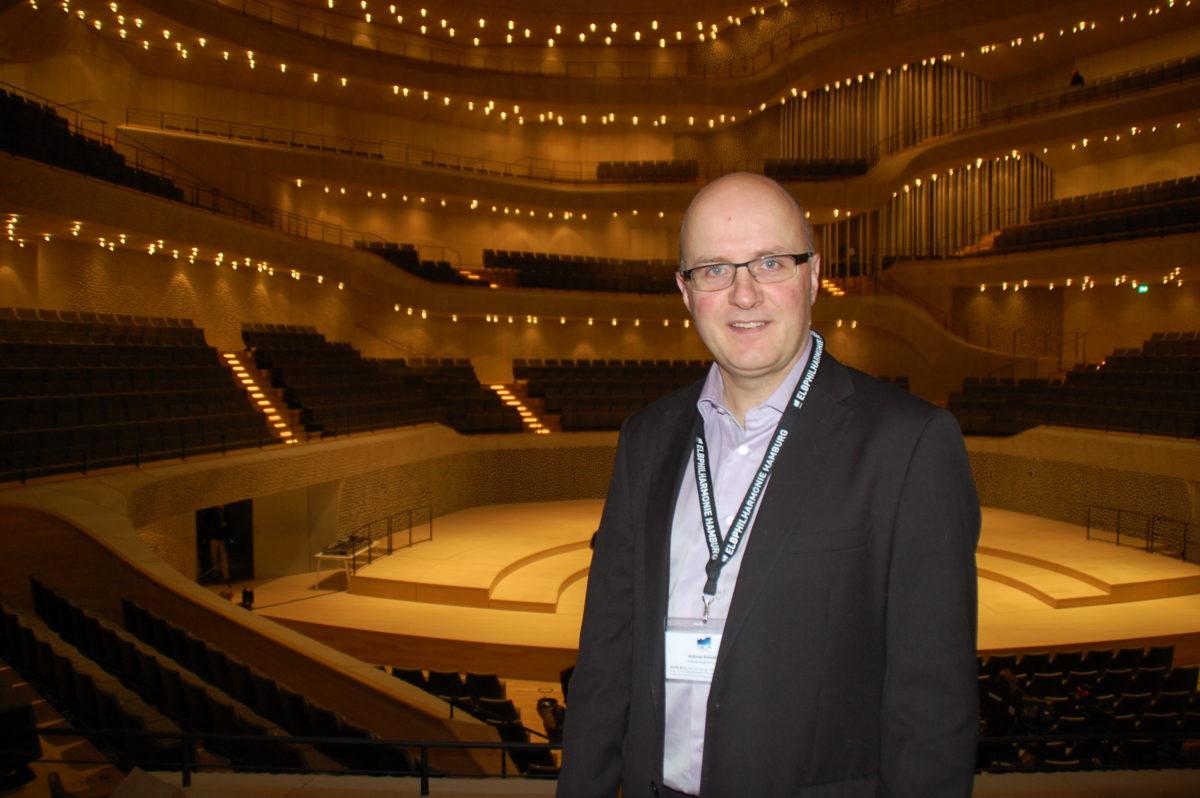 Elbphilharmonie Hamburg, Voraberöffnung,  Hamburg-Hafencity