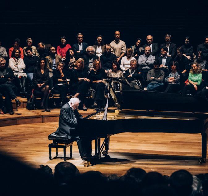 Daniel Barenboim,  Philharmonie de Paris, 21. Januar 2020