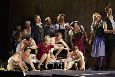 Daphne, Richard Strauss,  Hamburgische Staatsoper