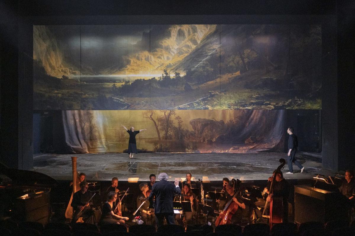 Mahler, Lied von der Erde + Salieri, Armida,  Wiener Festwochen 28./29. Juni 2021