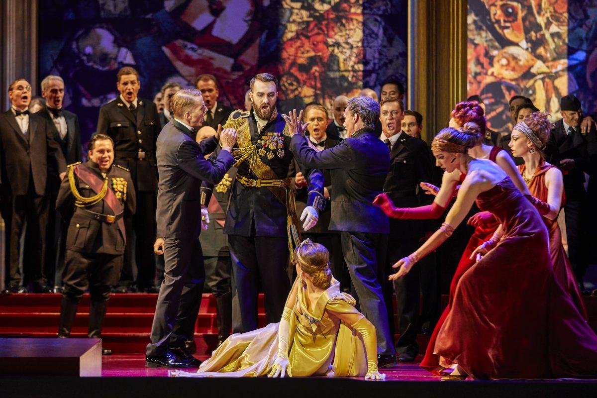 Giuseppe Verdi, Rigoletto,  Staatsoper Unter den Linden, Berlin, 2. Juni 2019