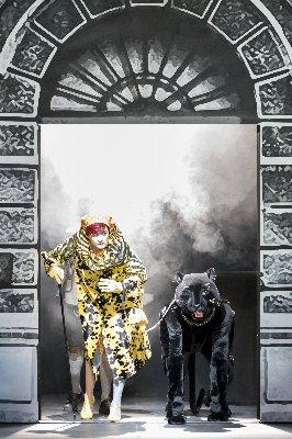 Gottfried von Einem, Der Besuch der alten Dame,  Theater an der Wien