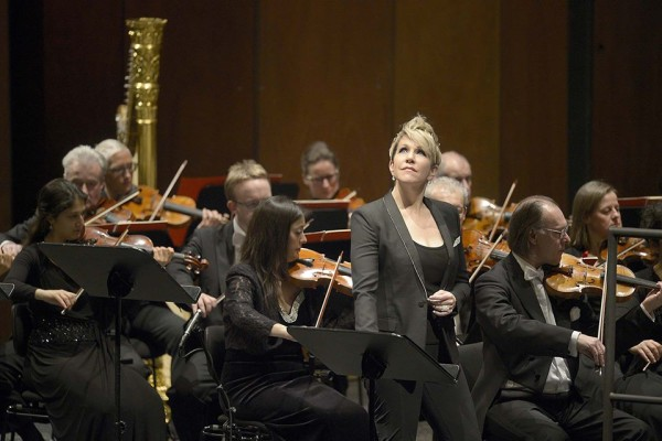 »In War and Peace – Harmony through Music«, Joyce DiDonato,  Elbphilharmonie Hamburg