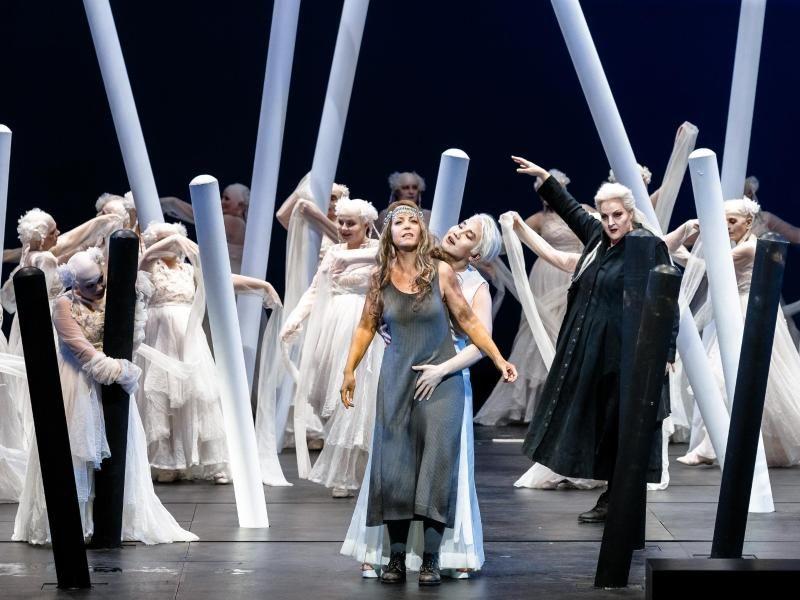 Richard Strauss, Die Frau ohne Schatten,  Hamburgische Staatsoper