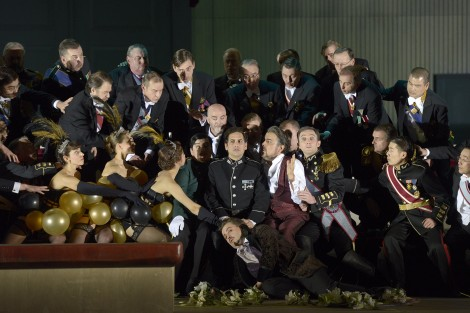 Die Hugenotten, Giacomo Meyerbeer,  Deutsche Oper Berlin