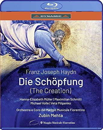 DVD Rezension: Franz Joseph Haydn, Die Schöpfung  Klassik-begeistert.de