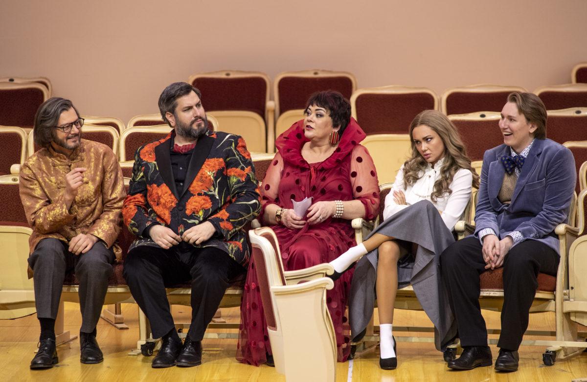Sergej Prokofjew, Die Verlobung im Kloster (Premiere),  Staatsoper Unter den Linden, 13. April 2019