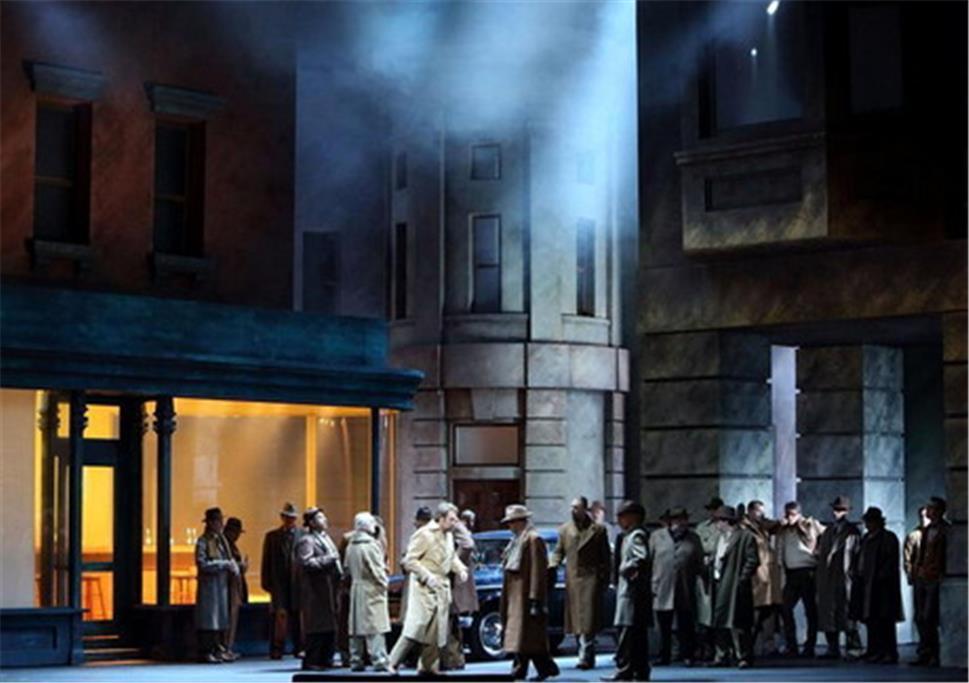 Giuseppe Verdi, Simon Boccanegra,  Bayerische Staatsoper
