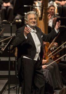 I due Foscari 11.8.17 Plácido Domingo, Francesco Foscari Philharmonia Chor Wien Mozarteumorchester Salzburg