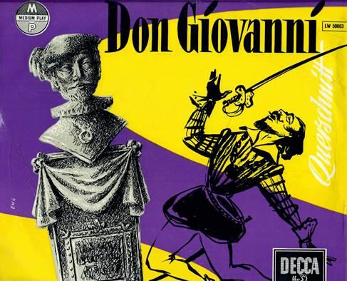 Schweitzers Klassikwelt 6: Aus dem Zeitalter der LP – Don Giovanni
