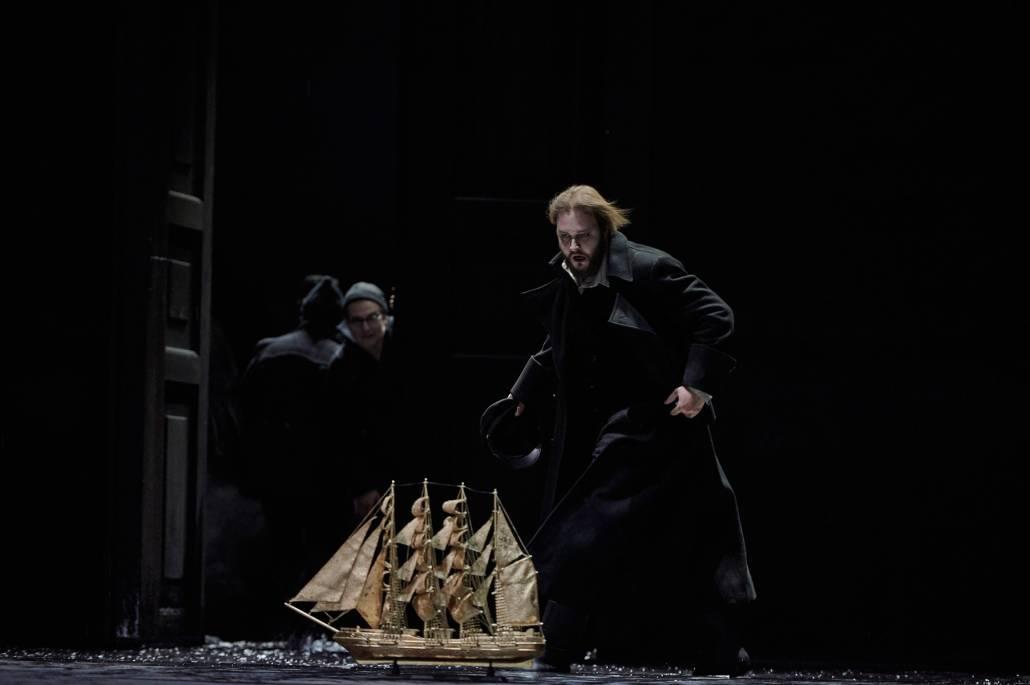 Richard Wagner, Der fliegende Holländer, Deutsche Oper Berlin, 4. Mai 2019