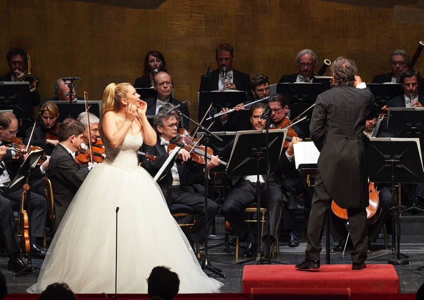 Galakonzert des jungen Ensembles, Abschied von Dominique Meyer  Wiener Staatsoper, 27. Juni 2020