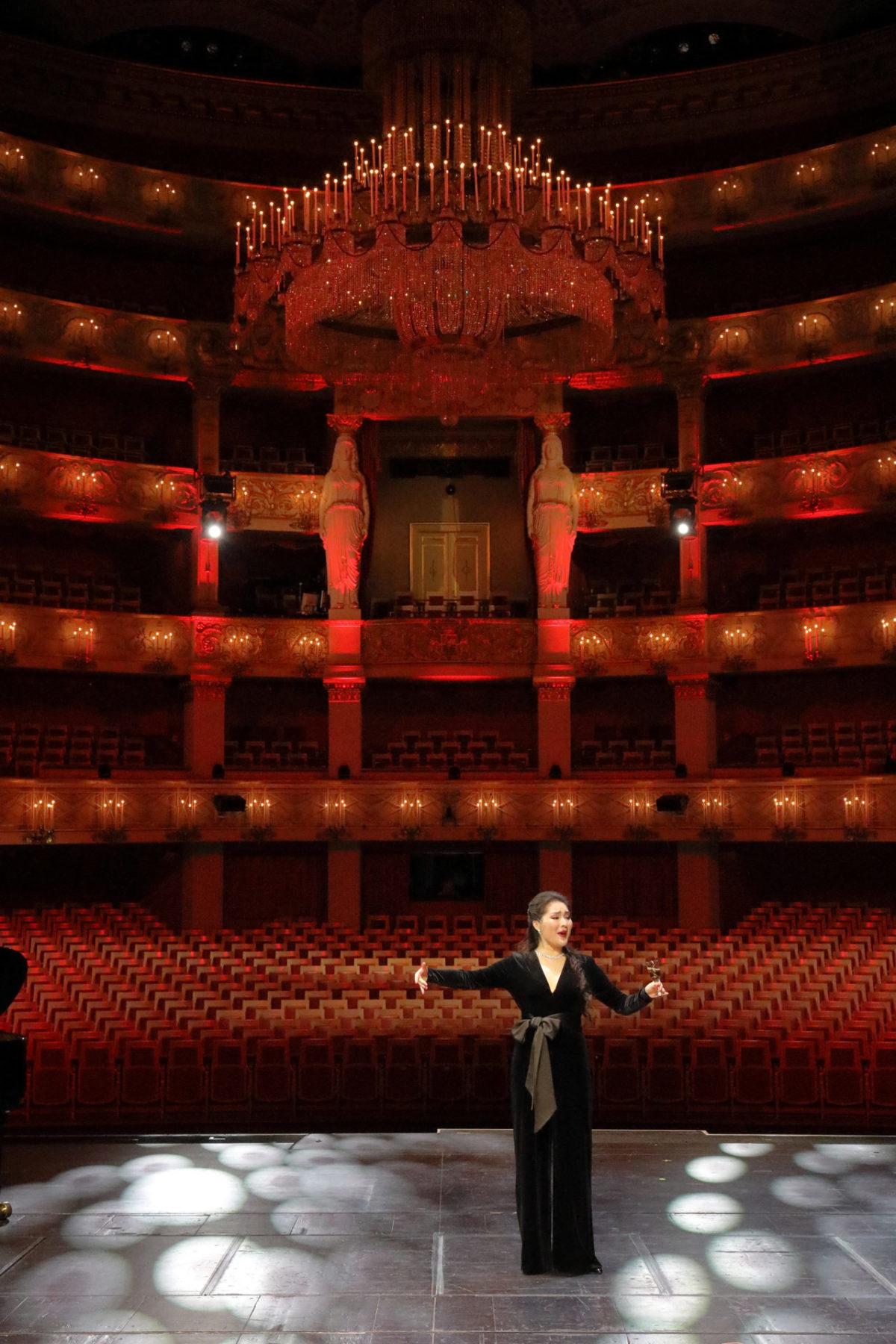 Montagsstück IV – Come Ti Piace  Bayerische Staatsoper, München, 23. November 2020