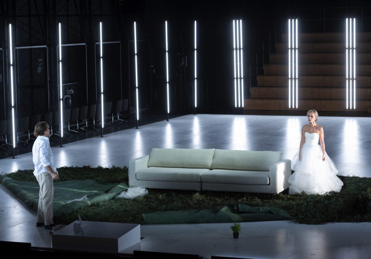 Richard Wagner, Lohengrin Staatsoper Unter den Linden, Berlin  Stream bis zum 15. Januar 2021