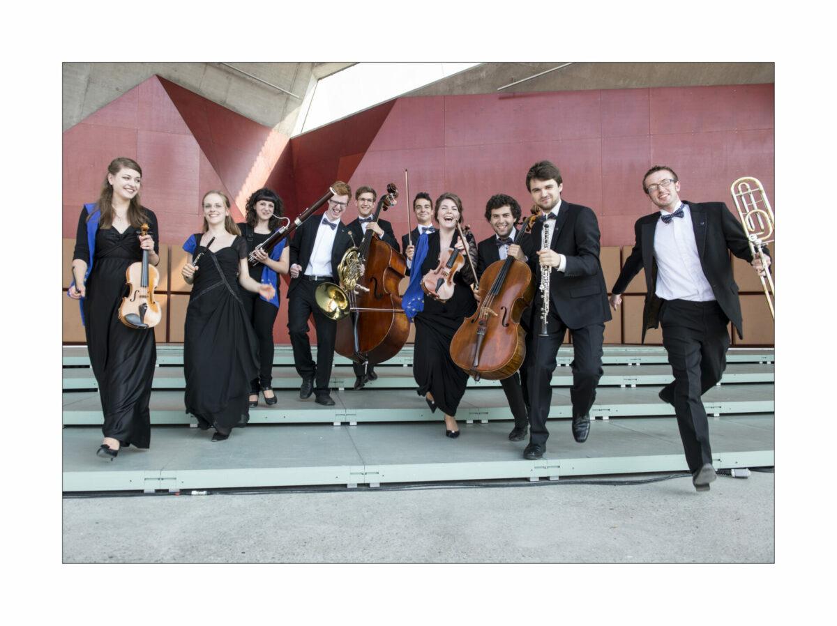European Union Youth Orchestra,  Wolkenturm Grafenegg 2021