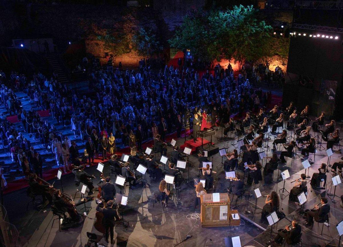 XXXI. Ravenna Festival, Eröffnung Riccardo Muti,  Ravenna Festival