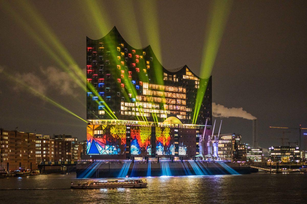 ProArte veröffentlicht Saison 2017/18,  Elbphilharmonie Hamburg