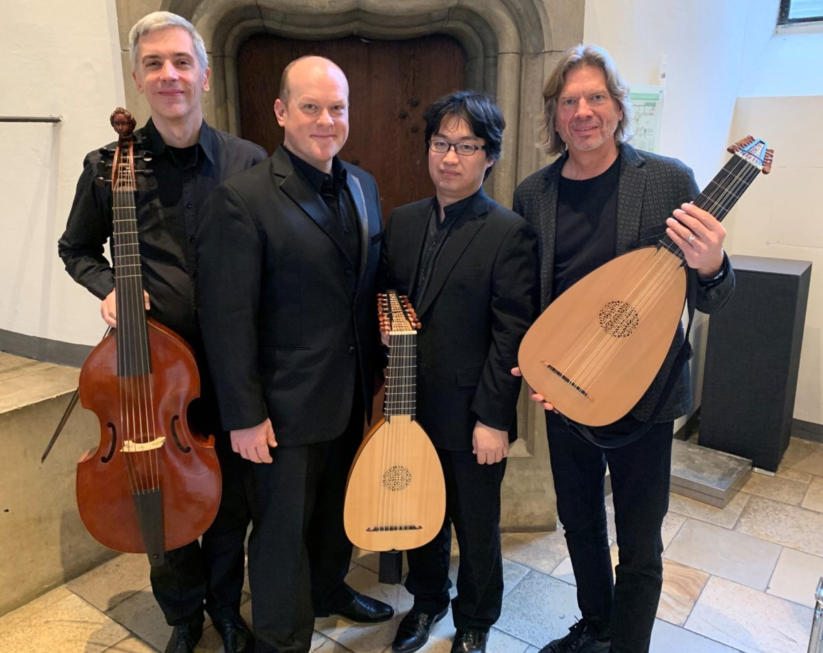 Ensemble Phoenix Munich,  Bayerisches Nationalmuseum, 17. November 2019