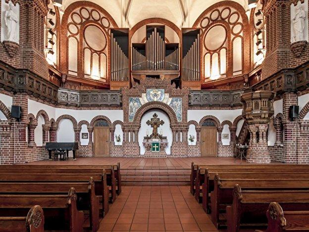 Minstrel's Era  Passionskirche,Berlin , 17. November 2019