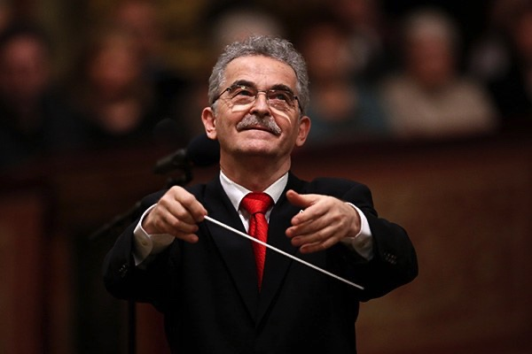 Neujahrskonzert der Tonkünstler, 3. Januar 2021, Tonkünstler-Orchester Niederösterreich, Alfred Eschwé