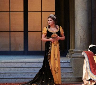 Giacomo Puccini, Tosca, Anna Netrebko, Wiener Staatsoper, 13. Dezember 2020 (Live-Aufführung)