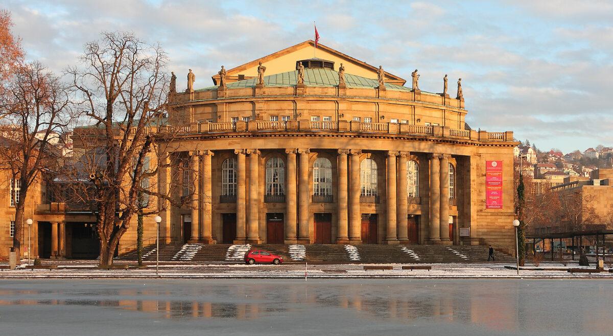 """Jules Massenet, """"Werther""""  Staatstheater Stuttgart, 13. Juli 2021"""