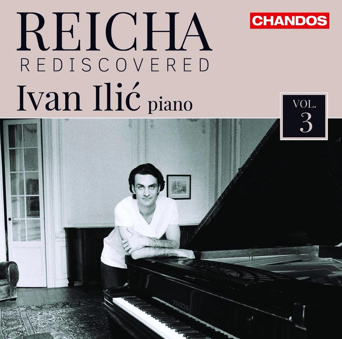 CD-Tipp:Reicha rediscovered Vol. 3  klassik-begeistert.de