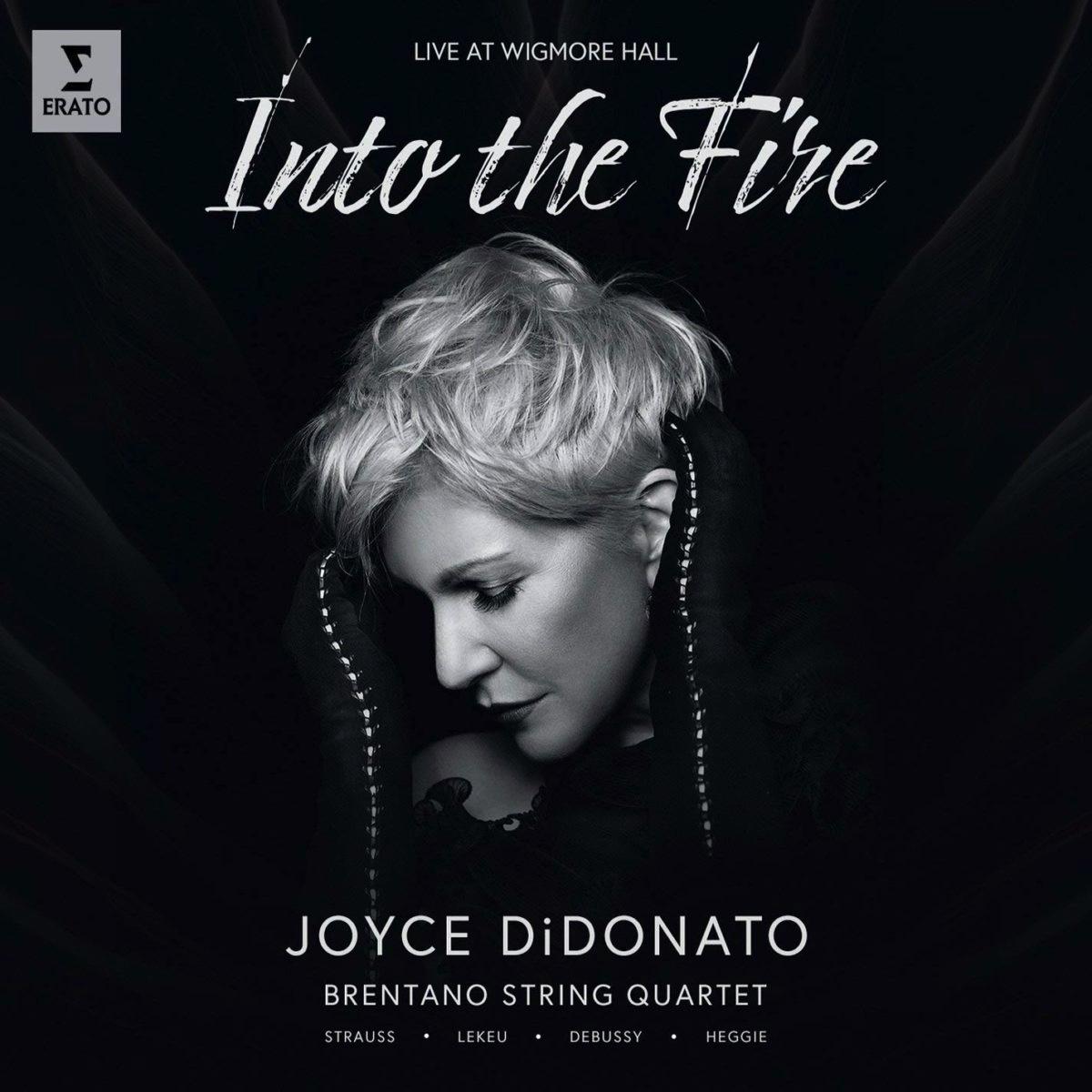 "CD-Besprechung ""Into the Fire"", Joyce DiDonato & Brentano String Quartet, 2.Dezember 2020  klassik-begeistert.de"