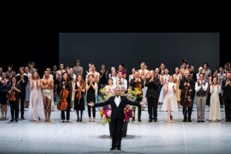 Hamburg Ballett, 46. Ballett-Tage, Nijinsky Gala am 27. Juni 2021  Staatsoper Hamburg